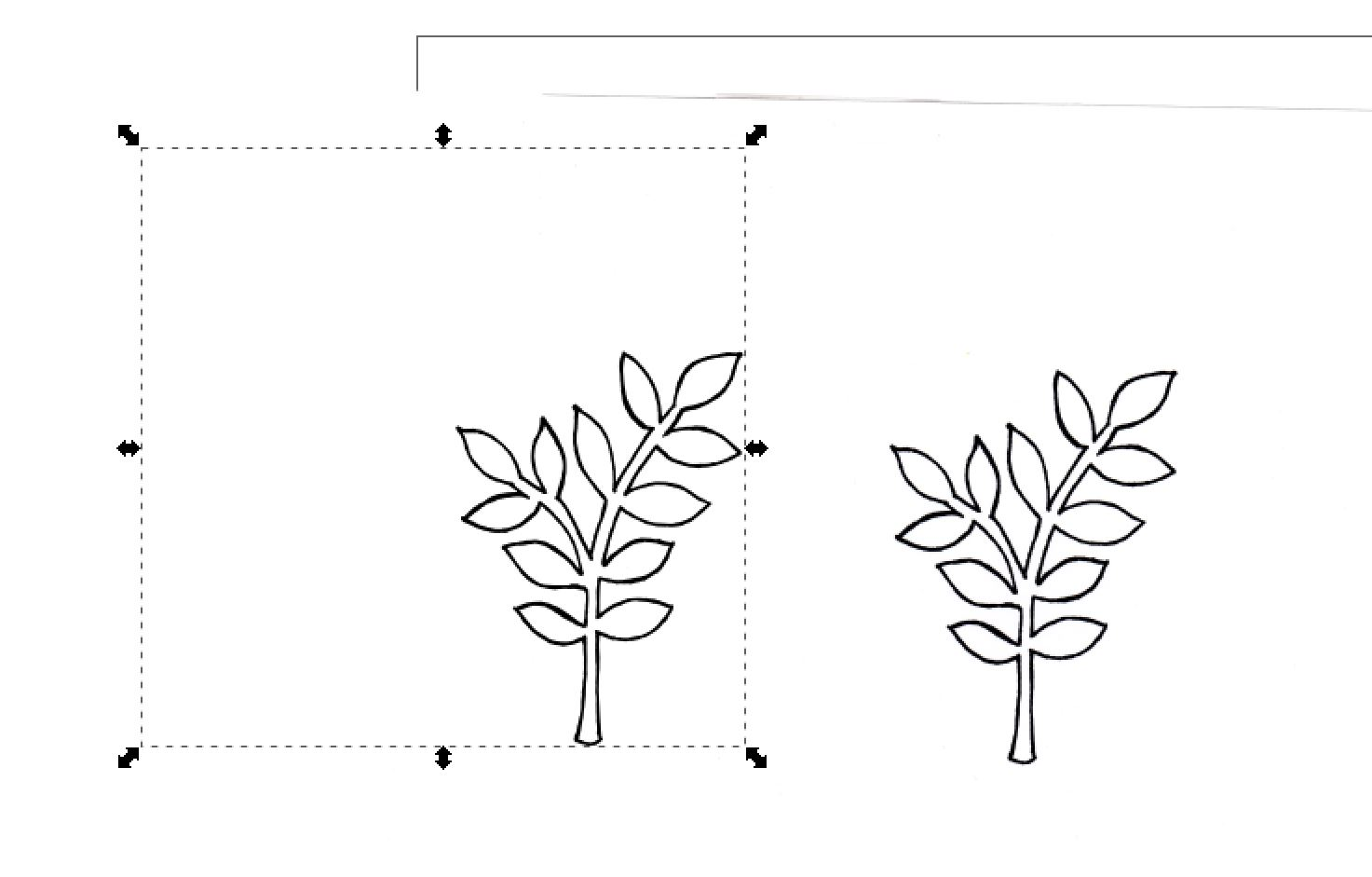 Turn A Hand Drawing Into An Svg Vector Cut File For