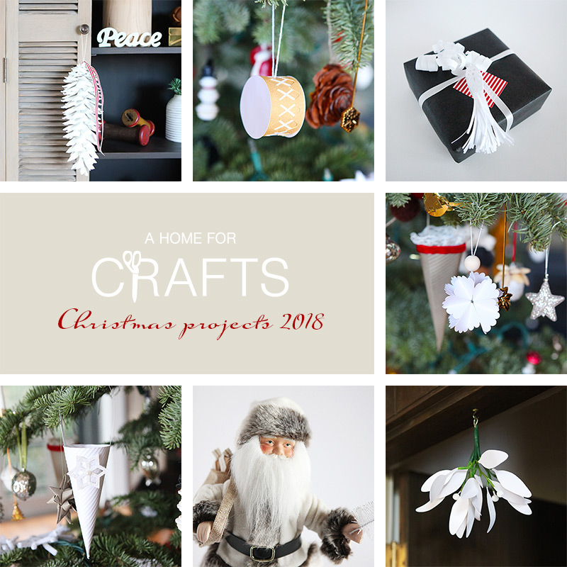 Christmas projects 2018 w