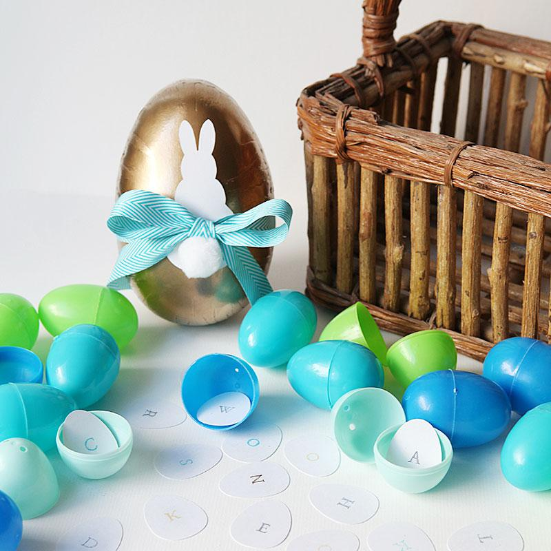 candy free easter egg hunt with free download