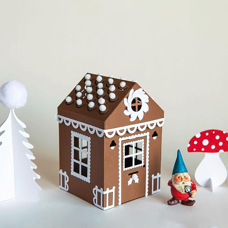 Gingerbread house accessory pack