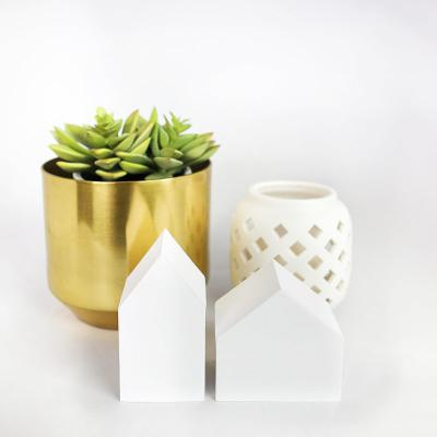 Minimalist paper houses - room decor